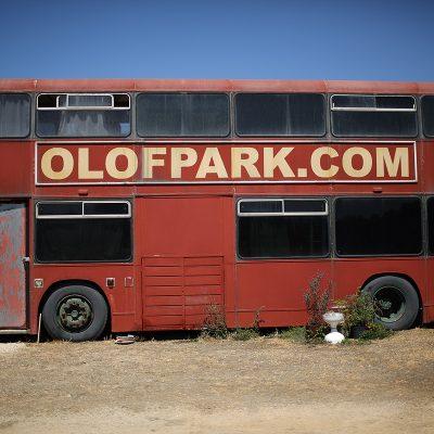 Olofpark car parking Jerez
