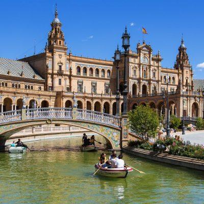 Plaza de Espana - Seville