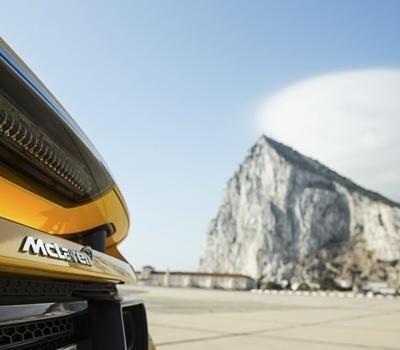 Top Gear at Gibraltar