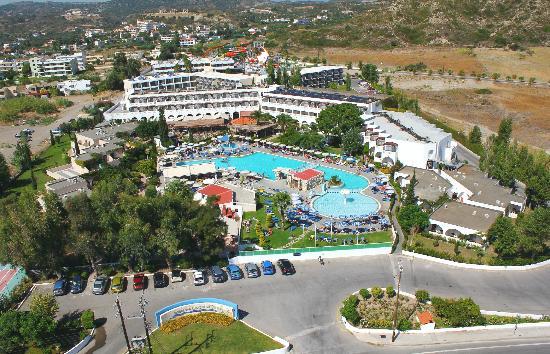 Sun Palace Hotel, Falaraki, Rhodes