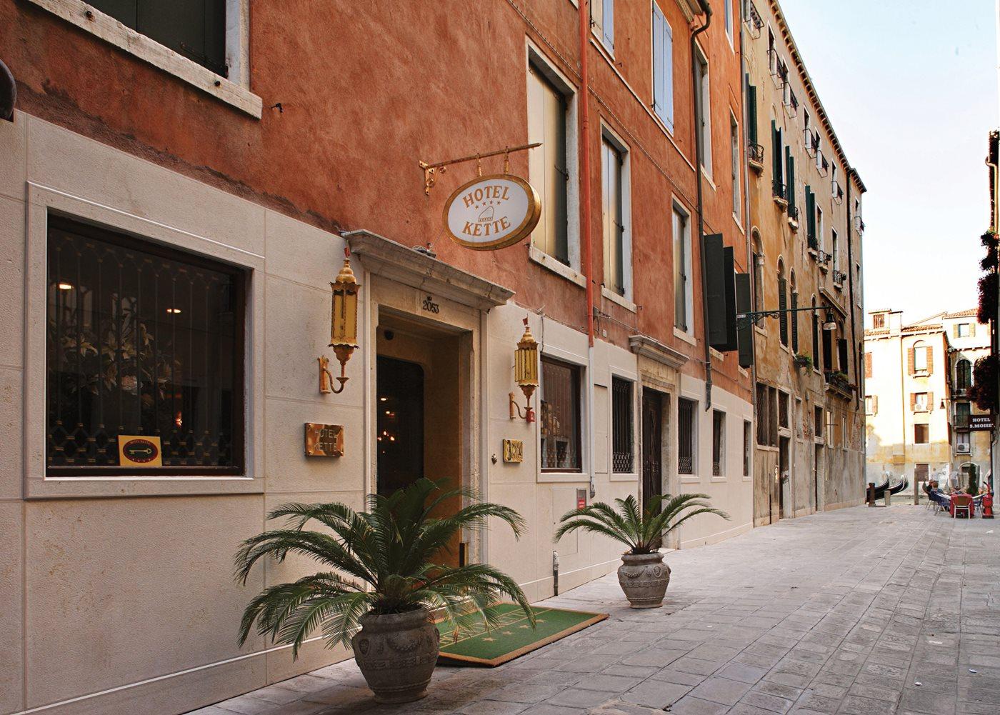 Hotel Kette, Venice, Italy