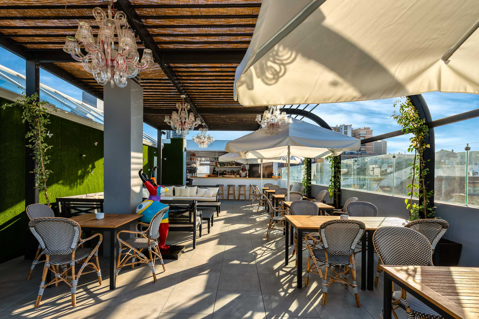 Mariposa Hotel, Malaga, Spain