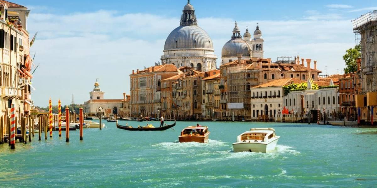 Take a trip to wonderful Venice